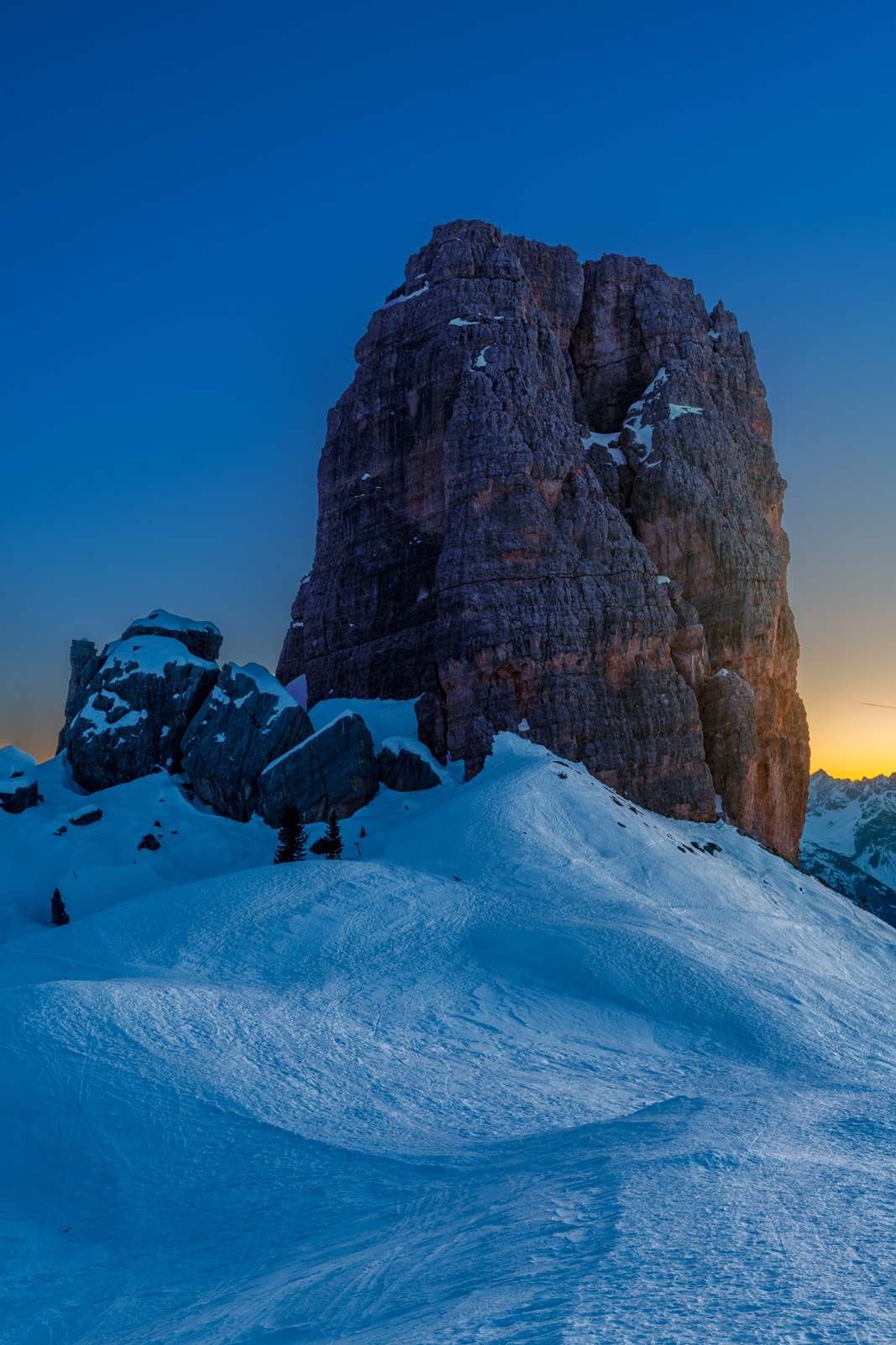 Italy, Mountains, Dolomites, Sunrise, Rock, Formations