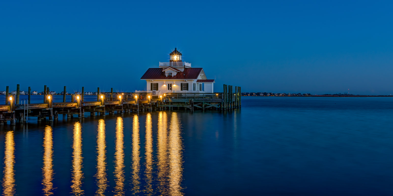 North Carolina, Manteo, lighthouse
