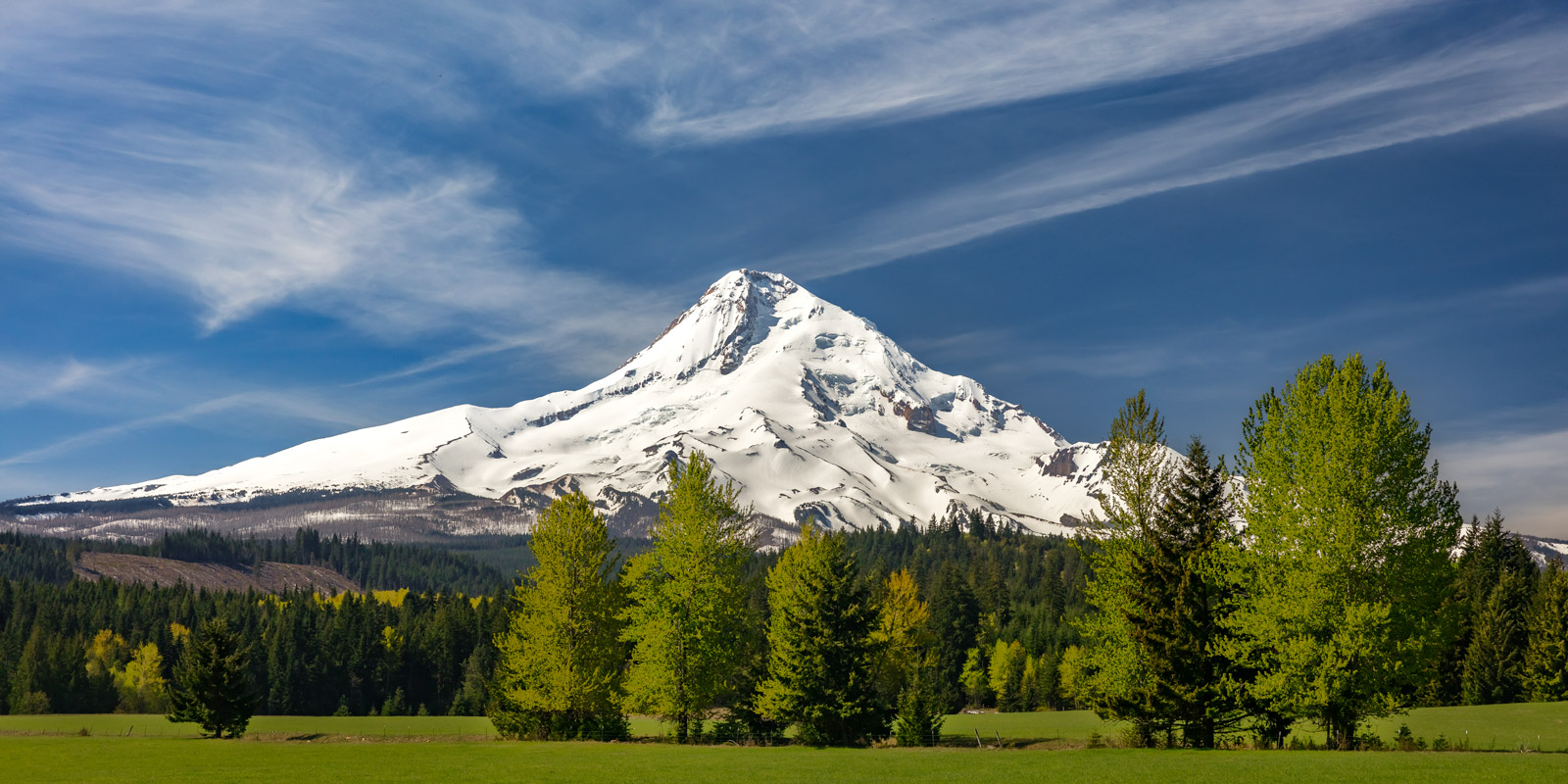 Oregon, Mount Hood, Spring, snow covered, limited edition, photograph, fine art, landscape, photo