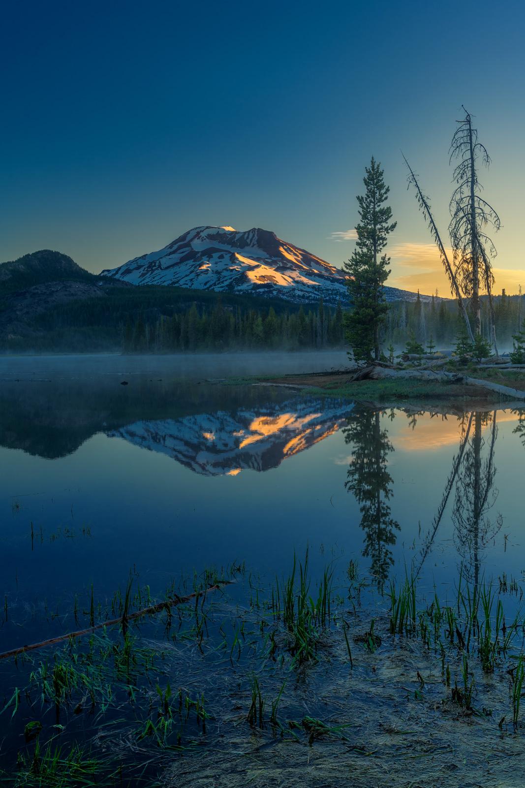 Oregon, Sparks, Lake, Sunrise, limited edition, photograph, fine art, landscape, photo