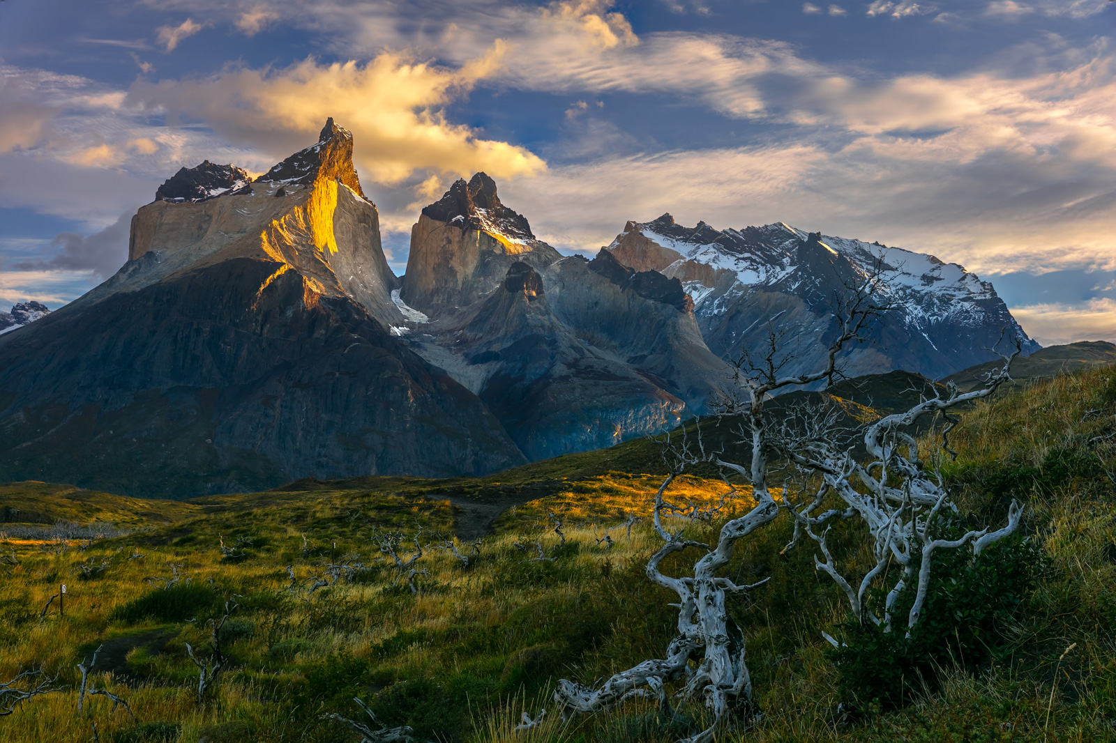 Chile, Patagonia, Torres del Paine, Mountains, limited edition, photograph, fine art, landscape, photo