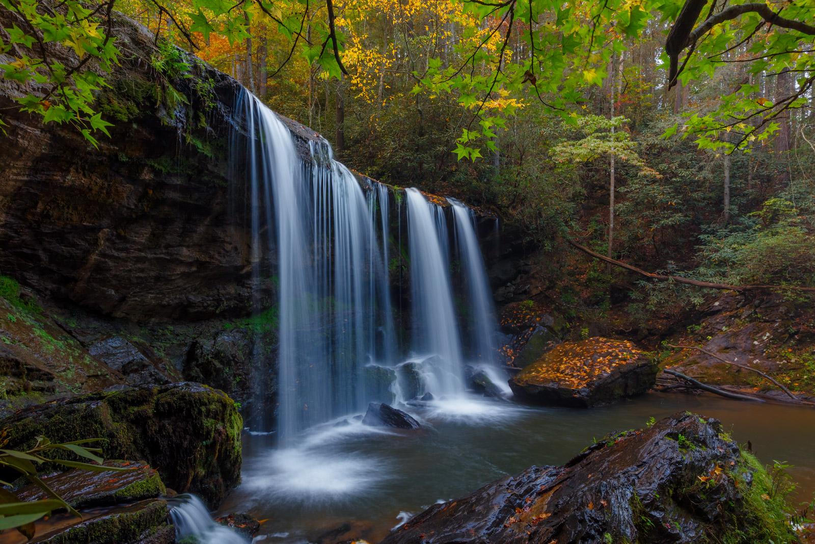 South Carolina, Brasstown Falls, Waterfall, , photo
