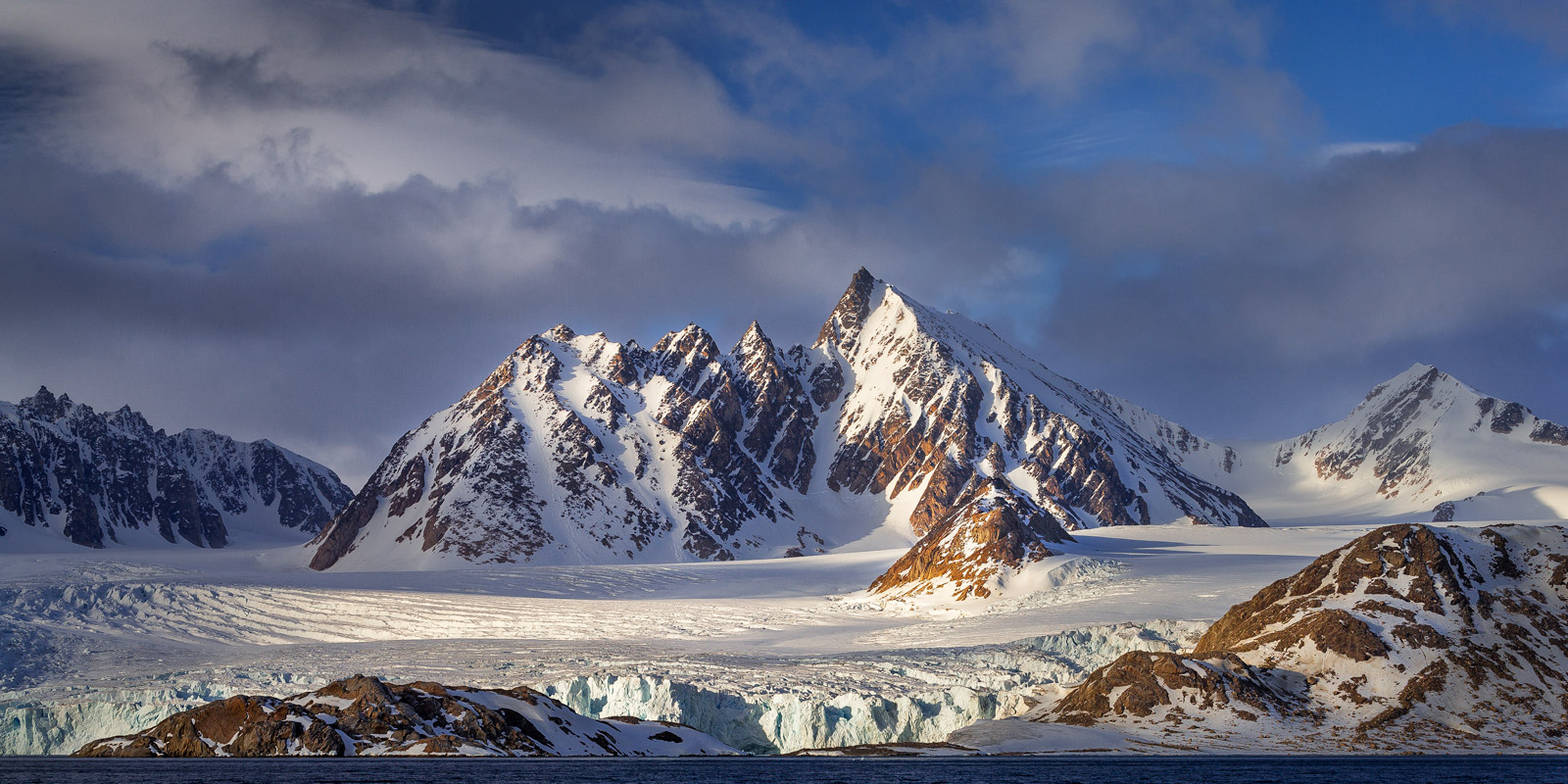 Norway, Spitsbergen, Mountain, limited edition, photograph, fine art, landscape, photo