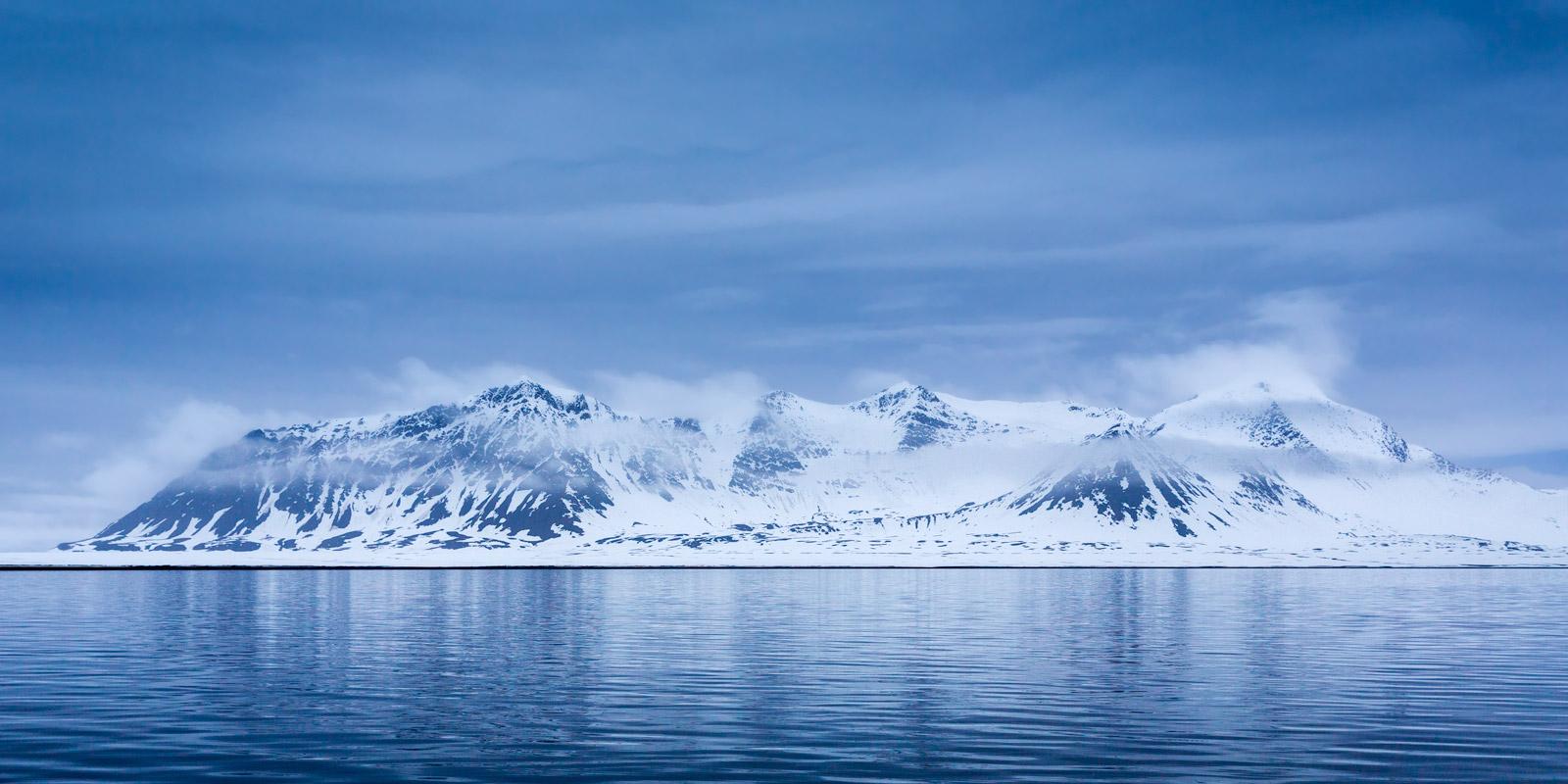Norway, Spitsbergen, Mountain, limited edition, photograph, fine art, landscape, photo