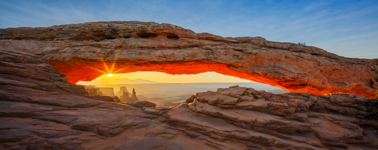 Utah, Canyonlands, National Park, mesa arch, sunrise