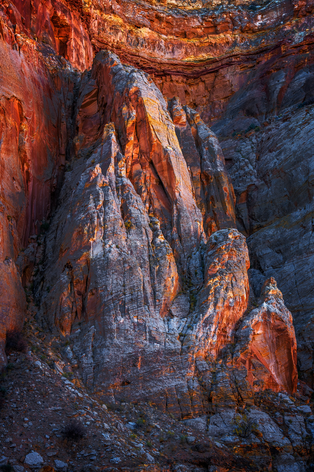 Utah, Capitol Reef, National Park, Red Rock, Canyon