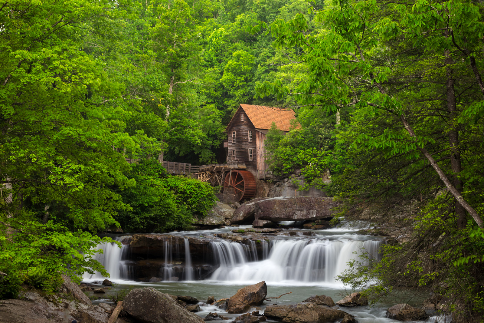 West Virginia, Babcock, Grist Mill , limited edition, photograph, fine art, landscape, photo